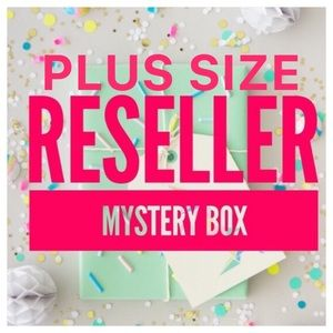 Plus size (12-18 XL-XXL) 10 item box